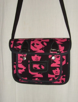 Pop-Art Satchel