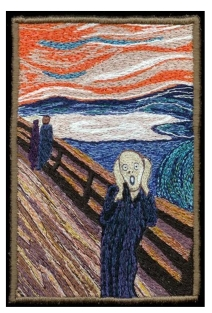 The Scream from Jan